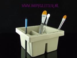 Brush Washer Tub Waterbak