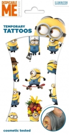 Tattoo Dispicable Me Small 10 x 20