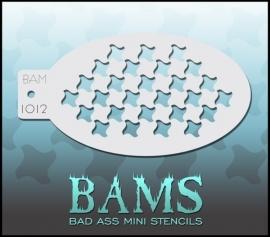Bad Ass Stencil 1012