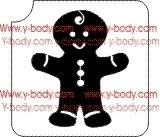 Gingerbread Body