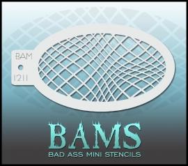 Bad Ass Stencil 1211