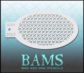 Bad Ass Stencil 2017