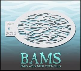 Bad Ass Stencil 2025
