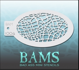 Bad Ass Stencil 1004