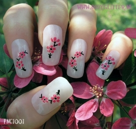 SmART Nails NDC1001 - Cherry Blossom