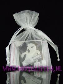 Minisetje White Platinum Ghost