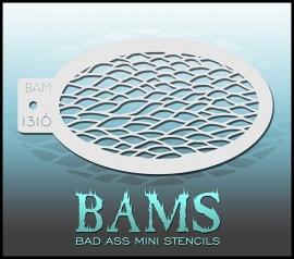 Bad Ass Stencil 1316