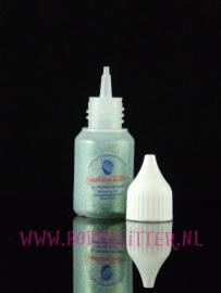 Sparkling Glitter Iridescent Maize 041