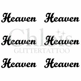 Heaven (Multi Stencil 6)