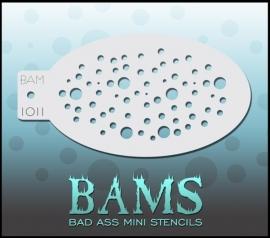 Bad Ass Stencil 1011