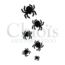 Spiders (Multi stencil)
