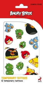 Tattoo Angry Birds Small 10x20