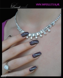 SmART Nails N037 - Diamonds