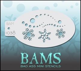 Bad Ass Stencil 1038