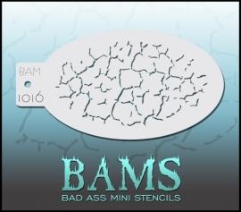 Bad Ass Stencil 1016