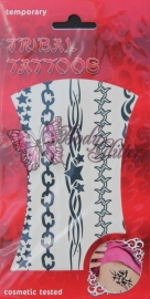 Tattoo Tribal Bands B Small 10 x 20
