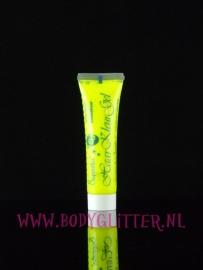 Haargel Fluorkleur 30 ml Geel