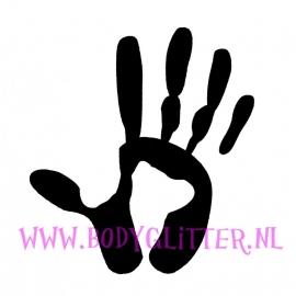 Handprint Right