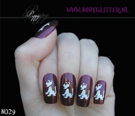 SmART Nails N029 - Puppy