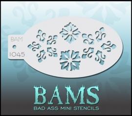 Bad Ass Stencil 1045