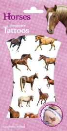 Tattoo Horses Small 10 x 20