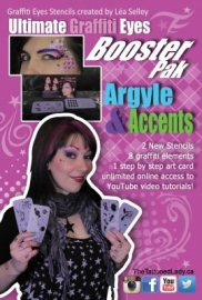 "Ultimate Graffiti Eyes Booster Pak ""Argyle & Accents"""