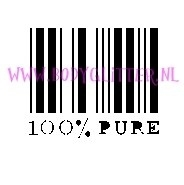 100% Pure Barcode