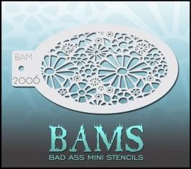 Bad Ass Stencil 2006
