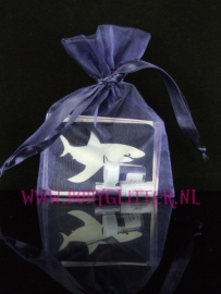 Minisetje Dark Blue Shark Attack