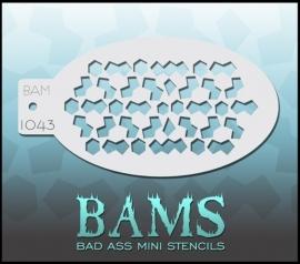 Bad Ass Stencil 1043