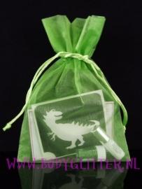 Minisetje Green Apple Dino