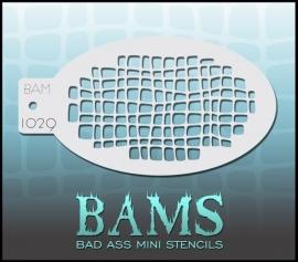 Bad Ass Stencil 1029