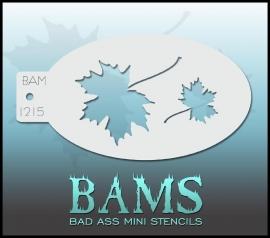 Bad Ass Stencil 1215