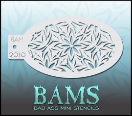 Bad Ass Stencil 2010