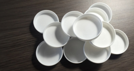 Reserve cups voor Palet Metaal (compleet zakje)