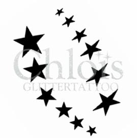 Starline (Duo stencil)