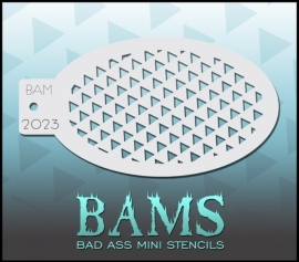Bad Ass Stencil 2023