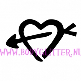 Heart Arrow Singel