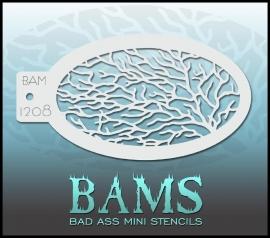 Bad Ass Stencil 1208