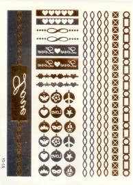 Metallic Tattoo 3.4