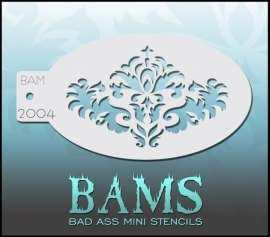 Bad Ass Stencil 2004