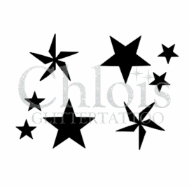Four Star (Duo stencil)