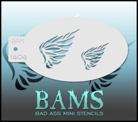Bad Ass Stencil 1404