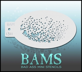 Bad Ass Stencil 1311