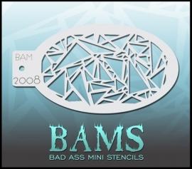 Bad Ass Stencil 2008