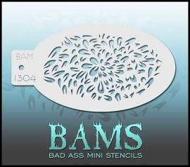 Bad Ass Stencil 1304