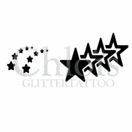 Stars (Duo Stencil)