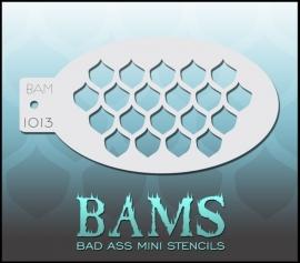 Bad Ass Stencil 1013