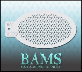 Bad Ass Stencil 2009