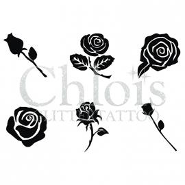 Roses (Multi Stencil 6)